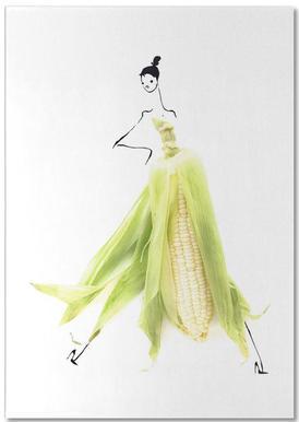 Corn notitieblok