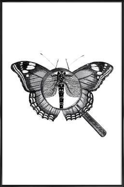 Loeping Good (Butterfly) Framed Poster