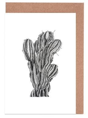 Bush Cactus wenskaartenset