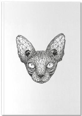 Sphynx Cat Notebook