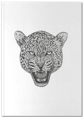 Jaguar Notitieboekje