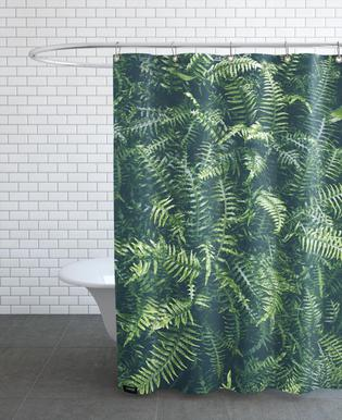 Leaves I Shower Curtain