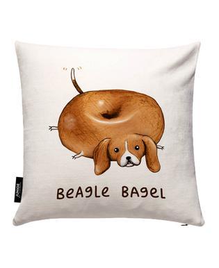 Beagle Bagel Pudebetræk