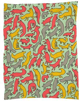 Canine Fleece Blanket