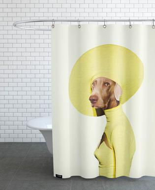 Mrs Submarine Shower Curtain