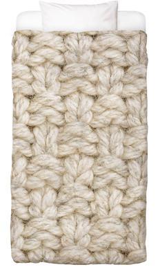 Wool Pattern Linge de lit enfant