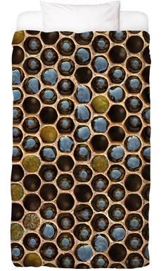 Bee Pattern Bed Linen