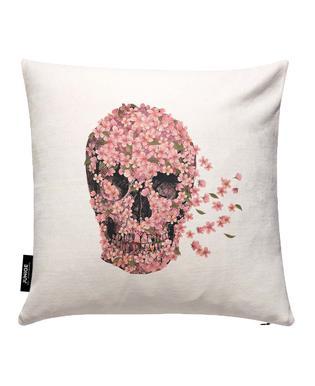 A beautiful death Cushion Cover