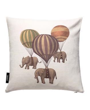 Flight of the Elephants Kissenbezug