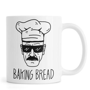 Bake Bread Tasse