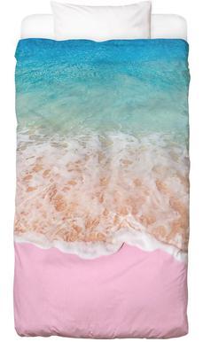 Pink Sand Linge de lit
