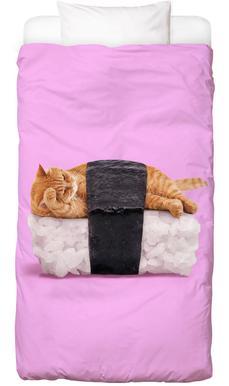 Sushi Cat Linge de lit