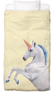 Ice Cream Unicorn Kinderbettwäsche