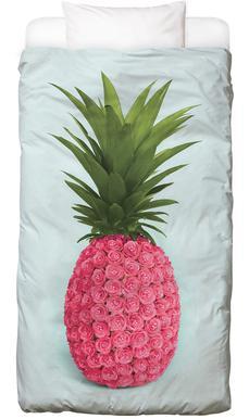 Pineapple Roses Linge de lit