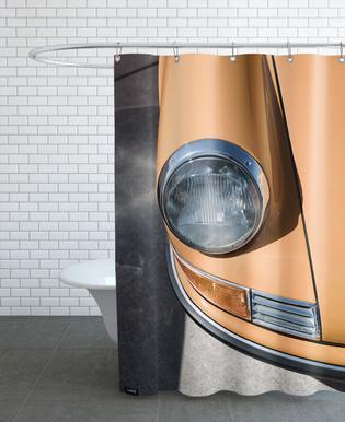 Porsche 911 Rideau de douche