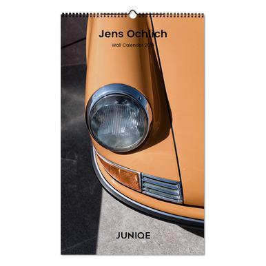 Jens Ochlich 2019 Wall Calendar