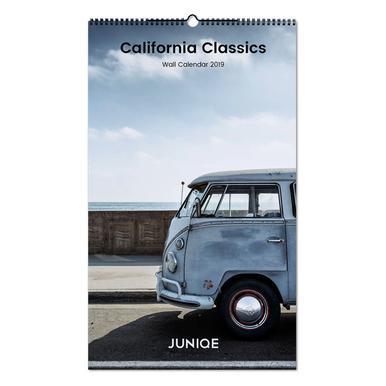 California Classics 2019 Jaarkalender