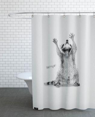 Racoon Rideau de douche