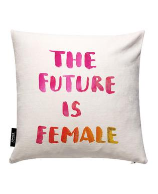 The Future Is Female Cushion Cover