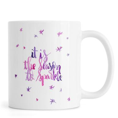 The Season to Sparkle Mug