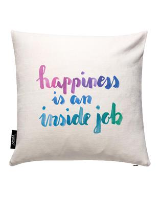 Happy Cushion Cover