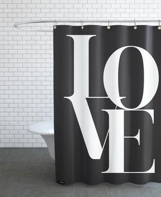 Love 1 Shower Curtain