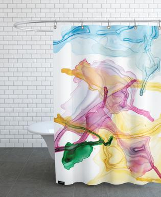 Spring 01 Shower Curtain