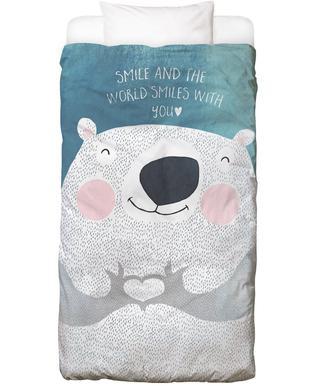 Smile Linge de lit enfant