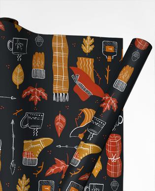 Autumn Gift Wrap