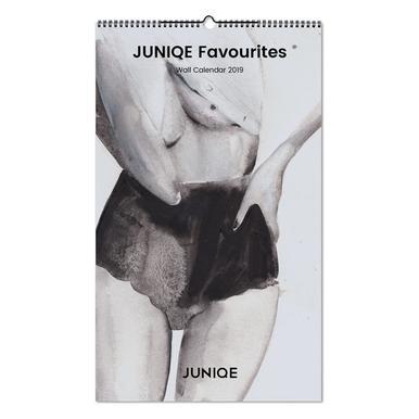 JUNIQE Favourites 2019 -Wandkalender