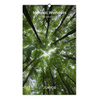 Natural Wonders 2019 Wandkalender