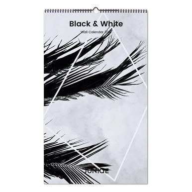 Black & White 2019 Wandkalender