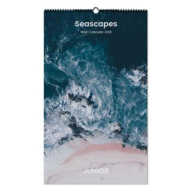 Seascapes 2019 Wandkalender