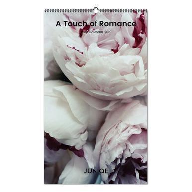 A Touch of Romance 2019 wandkalender
