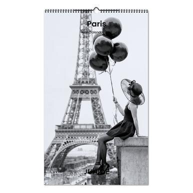 Paris 2019 Jaarkalender