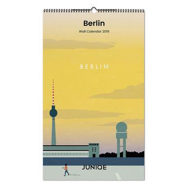 Berlin 2019 Wandkalender