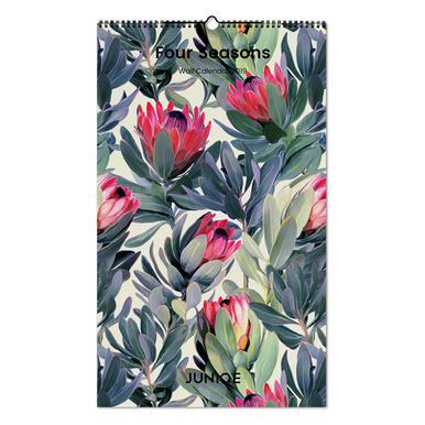 Four Seasons 2019 Wandkalender
