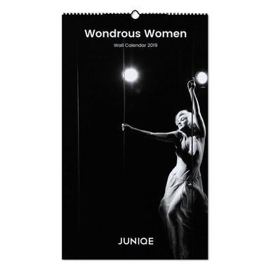 Wondrous Women 2019 Calendrier mural