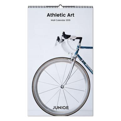 Athletic Art 2019 Wandkalender