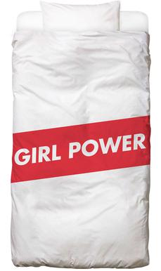 Girl Power Linge de lit