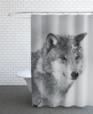 The Wolf Rideau de douche