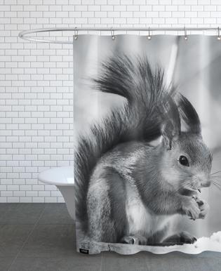 Squirrels Shower Curtains