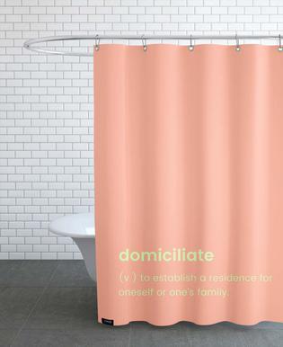Domiciliate rideau de douche