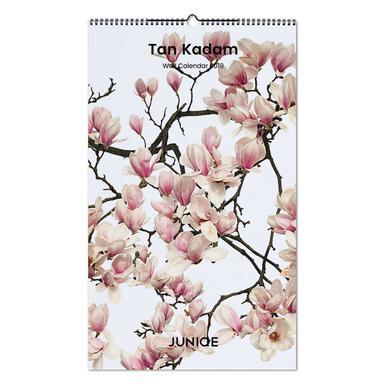 Tan Kadam 2019 Wall Calendar