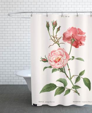Rosier - Toujours Fleuri -Duschvorhang