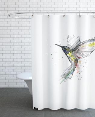 Hummingbirds Shower Curtains