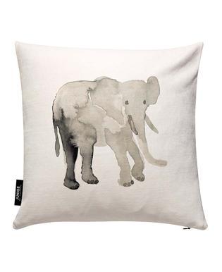 Elephant Cushion Cover