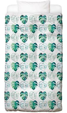 Monstera Bed Linen