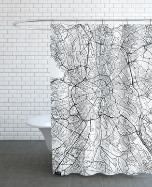 Toulouse Minimal Rideau de douche
