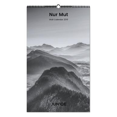 Nur Mut 2019 Wall Calendar